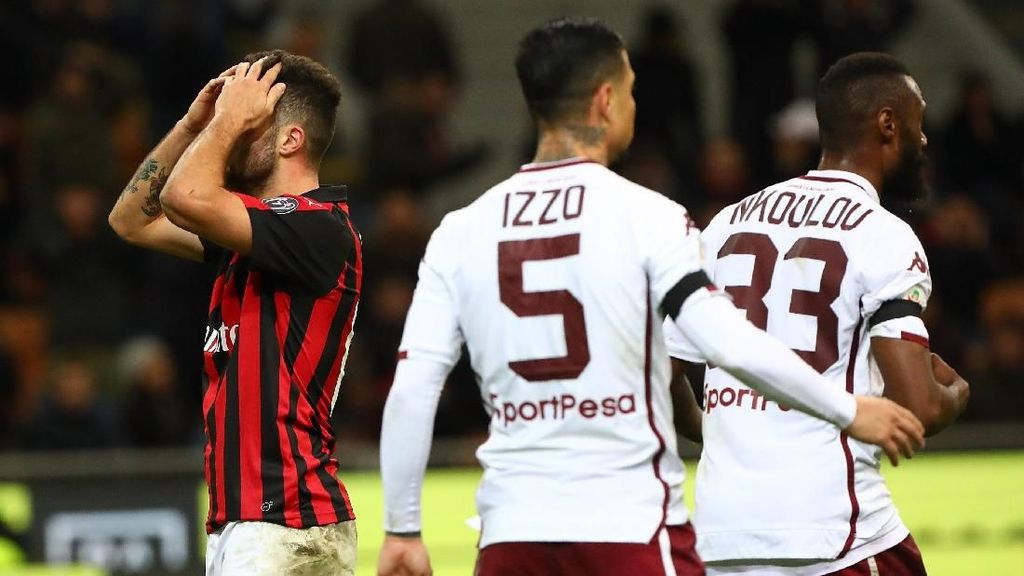 Milan Diredam Torino