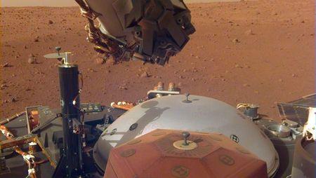 Yuk Lihat Kiriman Potret Robot InSight dari Mars