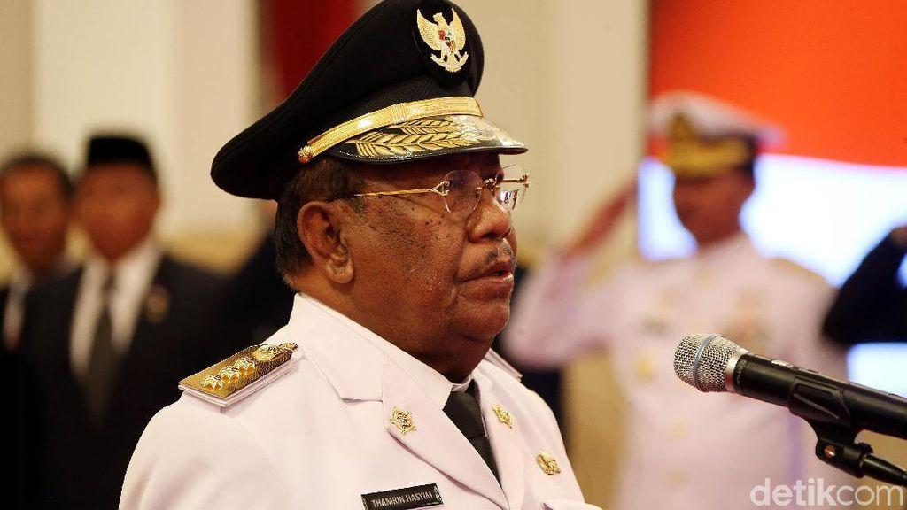 Gubernur Riau Imbau Warga Isi Malam Tahun Baru dengan Ibadah