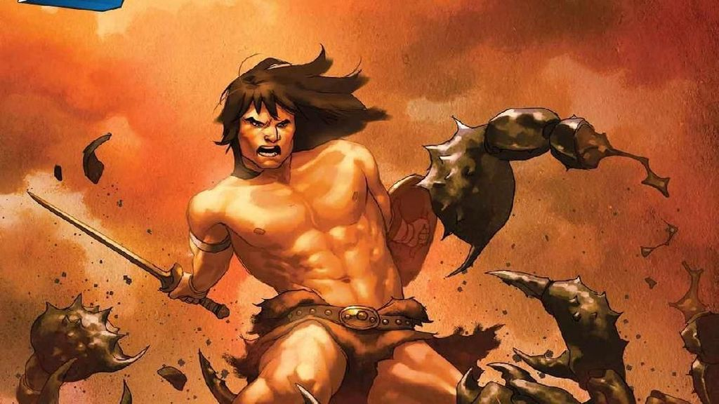 Terbit di Marvel Comics, Conan the Barbarian Gabung Avengers