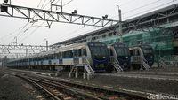 MRT Jakarta Bidik 130 Ribu Penumpang/Hari Setahun Pasca Operasi