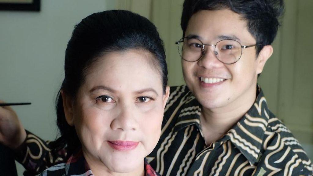 Cerita Makeup Artist Bennu Sorumba yang Tegang Dandani Iriana Jokowi