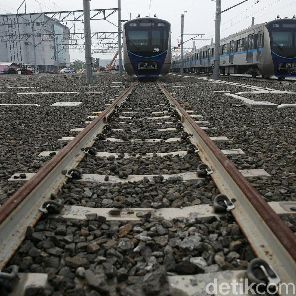 Tarif Tiket MRT Jakarta Diumumkan Januari 2019