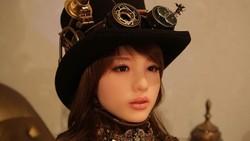 Mengintip Boneka Seks Realistis Hasil Ketrampilan Tangan Seniman Jepang