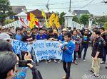 Mahasiswa Sukabumi Tagih 100 Hari Kerja Wali Kota