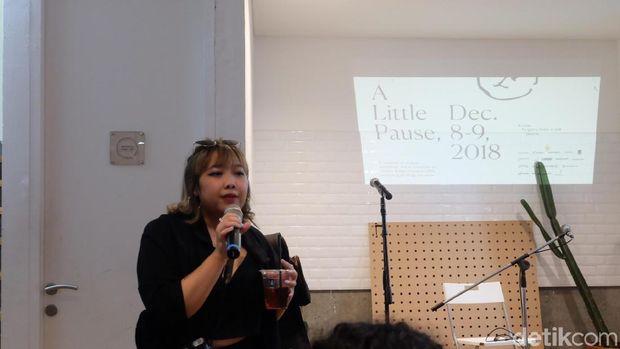 Perayaan Intim Setahun Pertama Comma Books