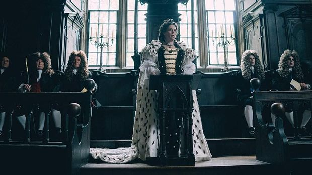 Girl Power dan Emma Stone di 'The Favourite' Pukau Festival Film Macau