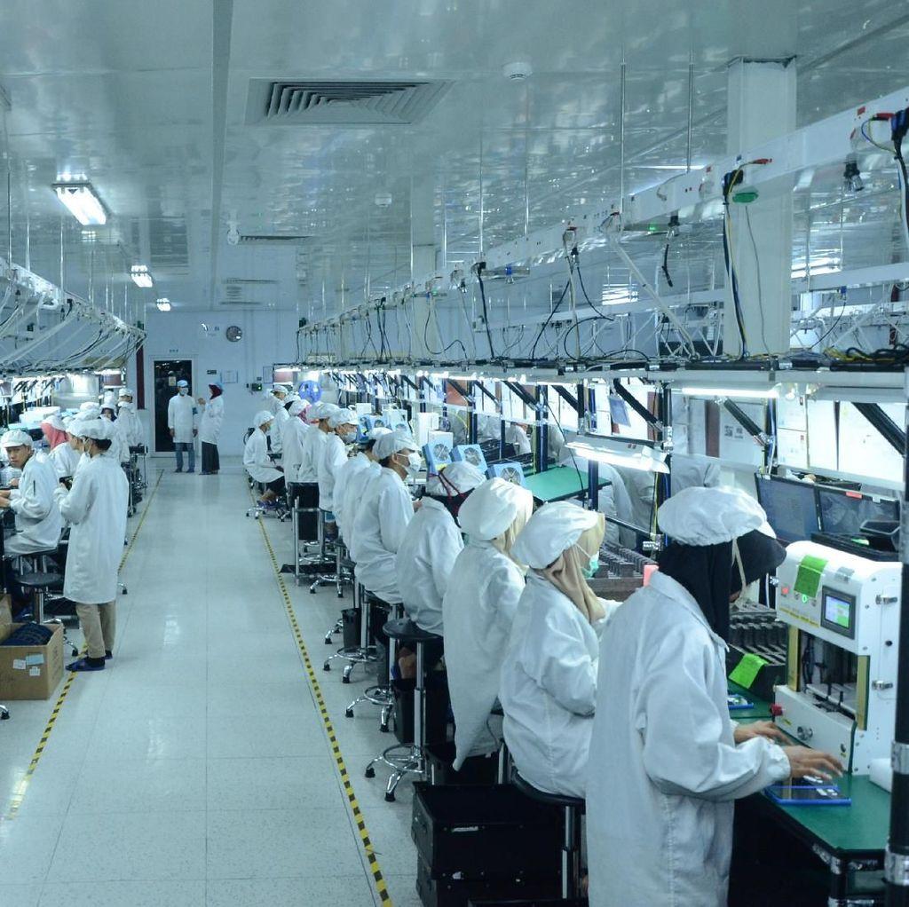 2019, Target Produksi Vivo Lebih dari 800.000 Unit per Bulan