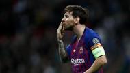 Bagaimana Tottenham Menghentikan Messi?