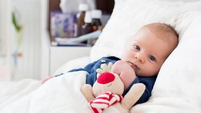 6 Langkah Sederhana Mengatasi Napas Bayi Berbunyi Grok-grok