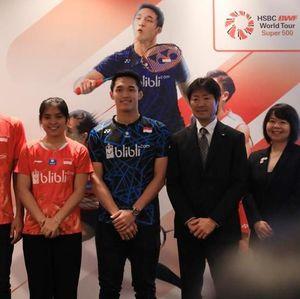 Indonesia Masters 2019: Panggung Pebulutangkis Top dan Perpisahan Liliyana