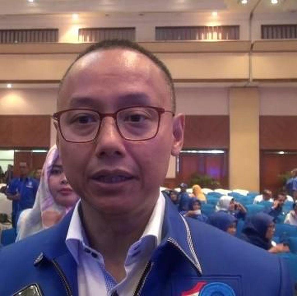 DPW PAN Kalsel Dukung Jokowi, PAN Siapkan Sanksi