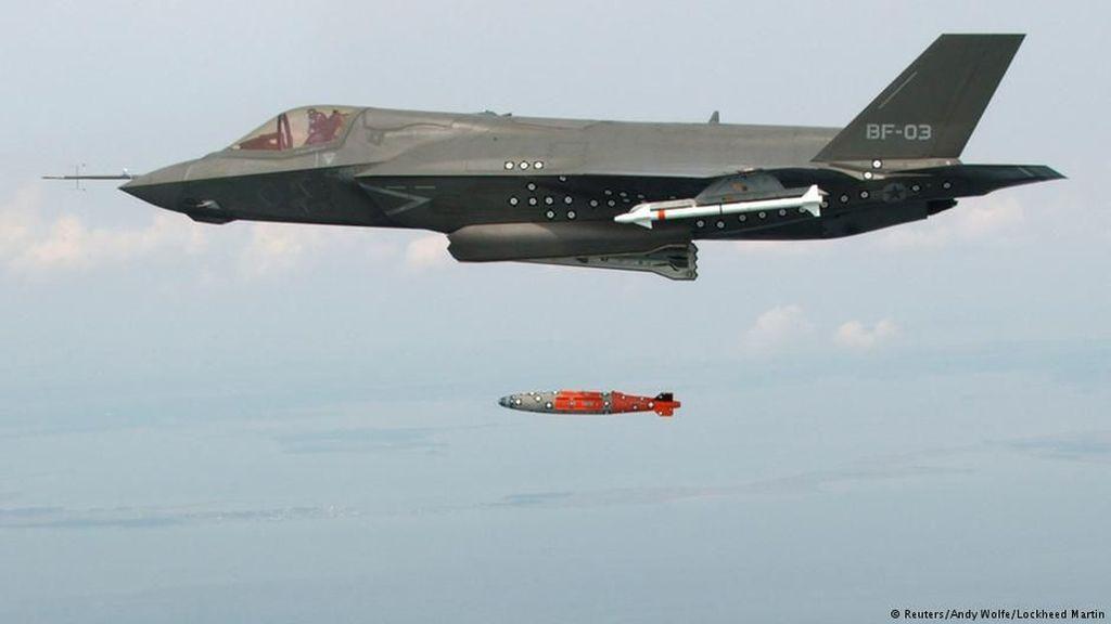 SIPRI: AS dan Rusia Pedagang Senjata Terbesar Dunia