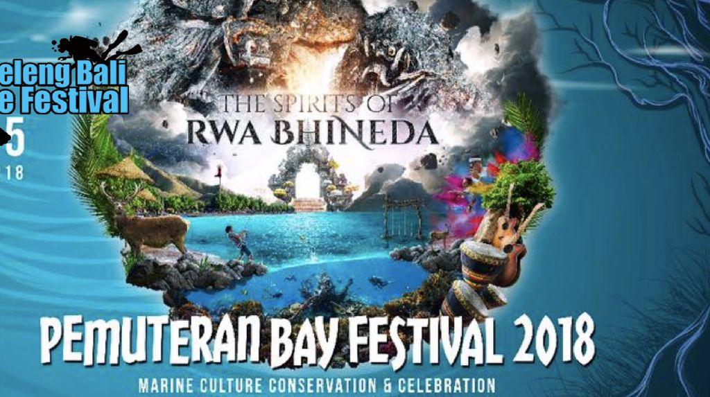 Pemuteran Bay Festival Digelar di Dua Tempat di Bali