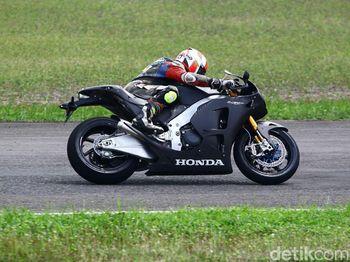 Mereka yang Beruntung Menjajal 'Motor Marquez'