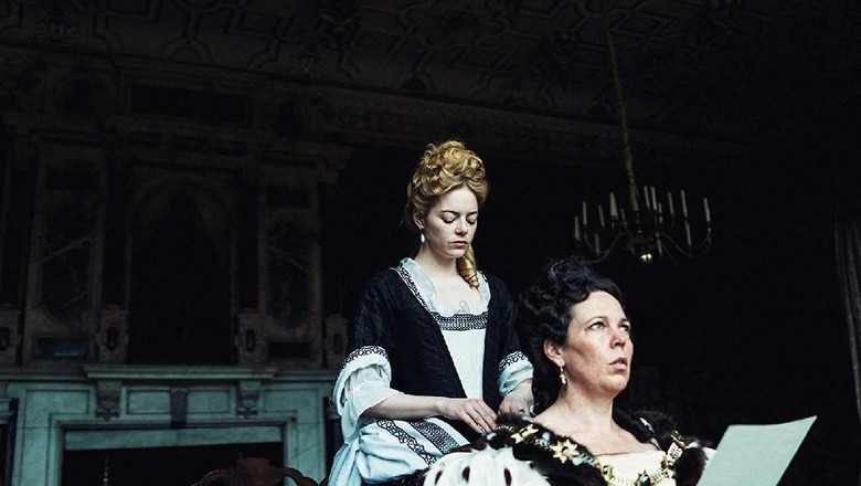 Girl Power dan Emma Stone di The Favourite Pukau Festival Film Macau
