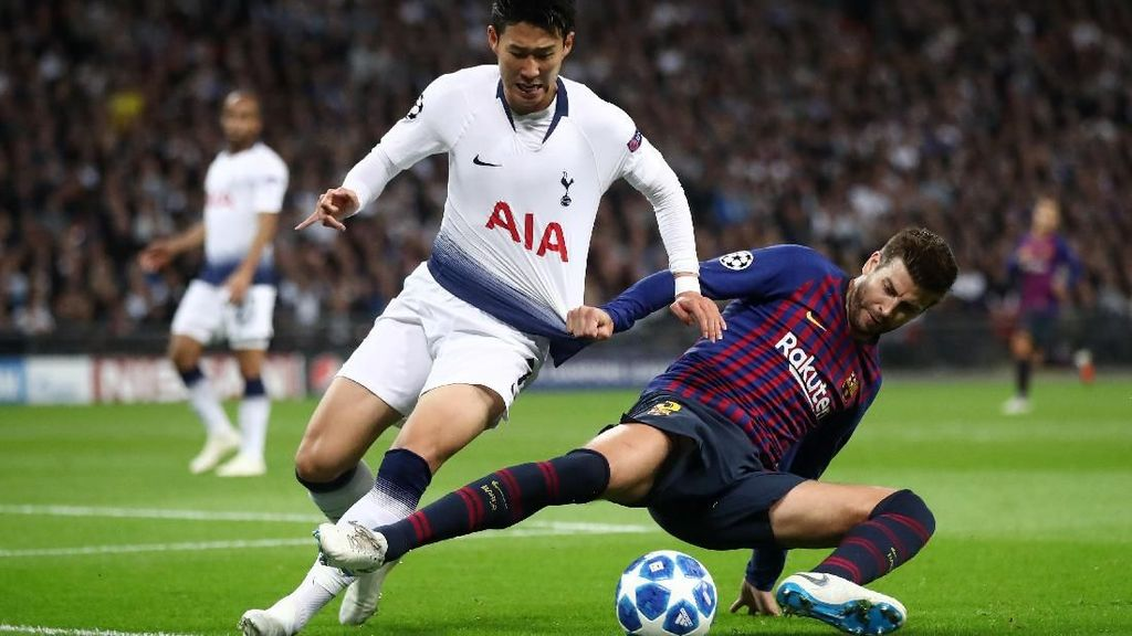 Jelang Barcelona vs Tottenham: Barca Tetap Incar Kemenangan