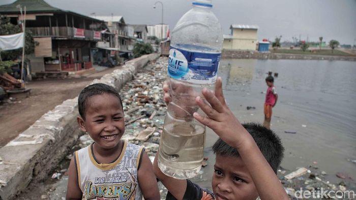 Ilustrasi kemasan plastik/Foto: Pradita Utama