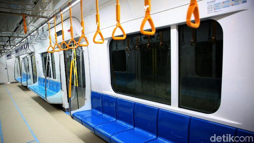 Naik MRT, LRT dan TransJakarta Bakal Bisa Pakai 1 Kartu