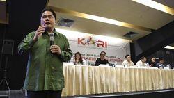 Erick Thohir: Kami Siapkan Tim Positif untuk Debat Capres