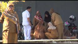 Sejumlah PNS di Sulbar Pingsan Saat Upacara Hari Antikorupsi