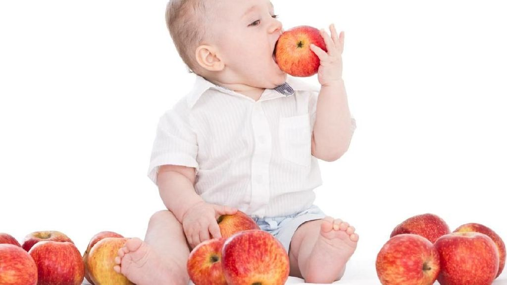 Kiwi hingga Apple, Buah Populer yang Jadi Nama Bayi di 2018