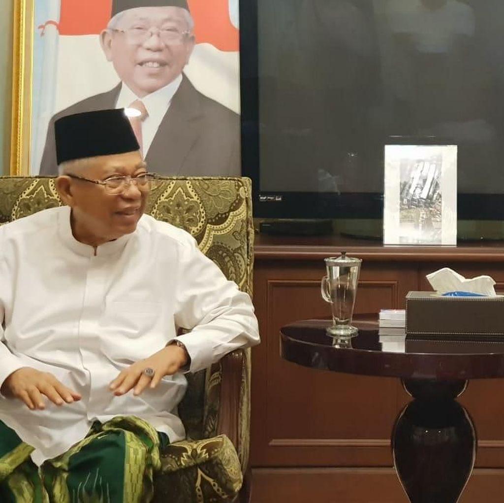 TKD Kalsel Lapor ke Maruf Amin soal Dukungan DPW PAN