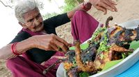 YouTuber Tertua Asal India Meninggal di Usia 107 Tahun