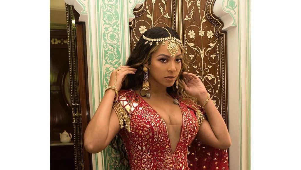 Ini Bayaran Beyonce untuk Nyanyi di Pernikahan Anak Orang Terkaya Se-Asia