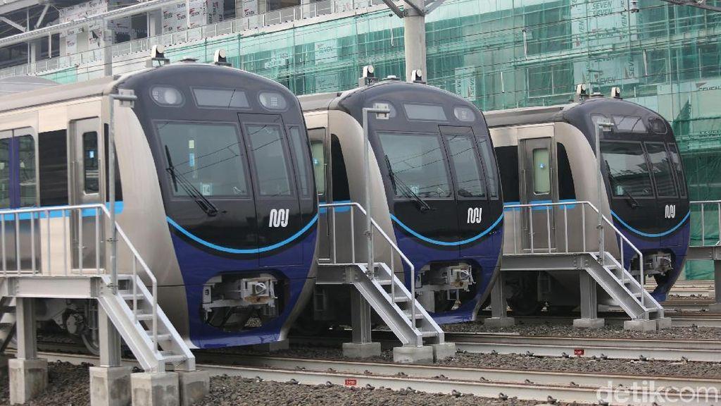 3 Bulan Lagi Operasi, Siapkah Masyarakat Jajal MRT Jakarta?