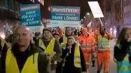 Polisi Jerman Bubarkan Paksa Aksi Protes Anti-lockdown di Frankfurt