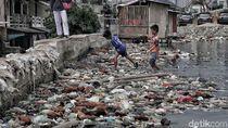 Pemkot Bekasi Larang Penggunaan Kantong Plastik Mulai Maret