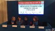 Susi di COP24: Laut Tidak Butuh Kita, Kita yang Butuh Laut