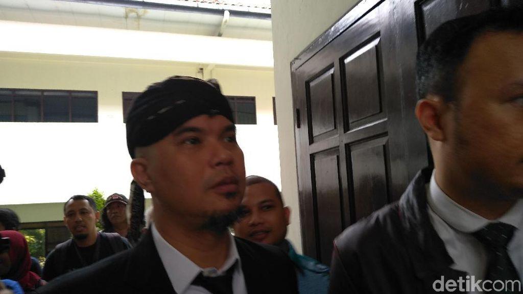 Ahmad Dhani soal Kasus Ujaran Kebencian: Jokes of the Year