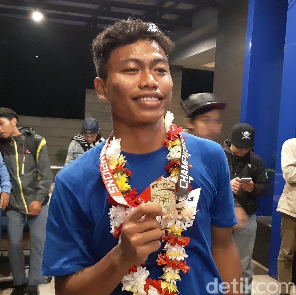 Gelar Juara Liga 1 U-16 Sesuai Target Persib Bandung