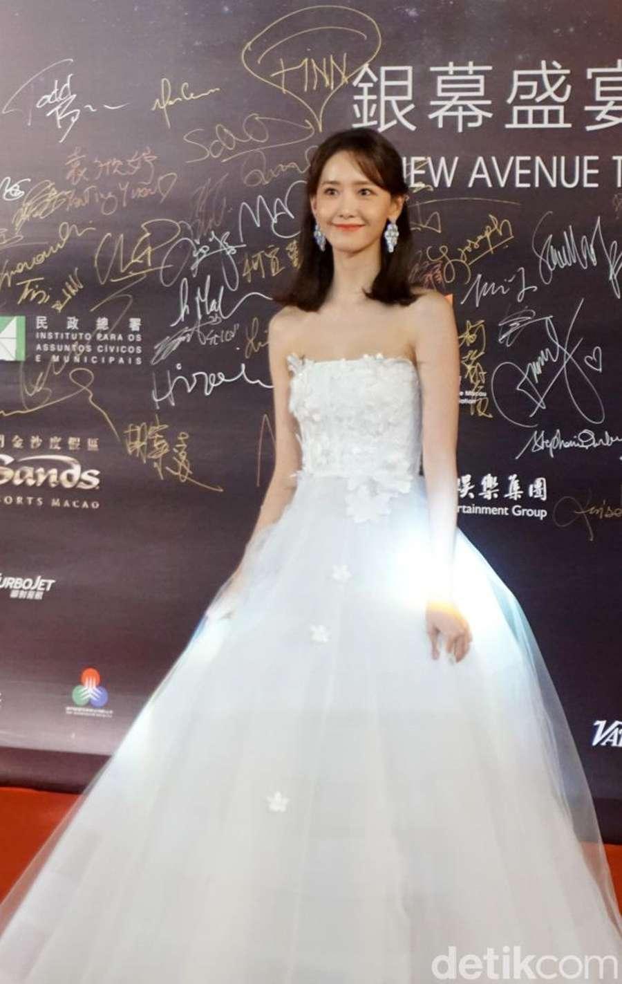 Cantiknya Yoona SNSD di Festival Film Macau