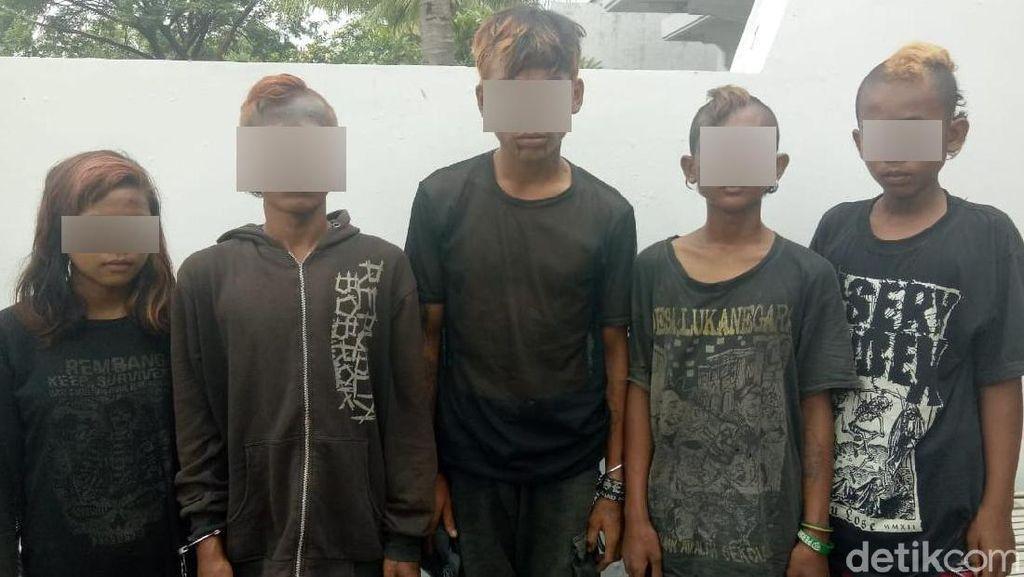 Diduga Sakit Hati, 7 Anak Punk di Gresik Aniaya Rekannya hingga Tewas