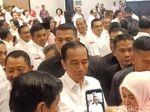 Jokowi Hadiri Rakernas Relawan Bravo-5