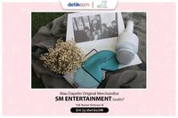 detikcom Mau Bagi-bagi Original Merchandise SM Entertainment, Nih!