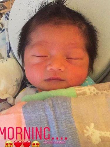 Selamat! Ardina Rasti Melahirkan Anak Pertama