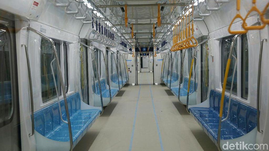 MRT Sediakan Gerbong Khusus Wanita saat Jam Sibuk