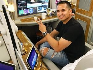 Gaya Kulineran Faisal Nasimuddin, Konglomerat Malaysia yang Dekat dengan Luna Maya
