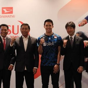 Gagal ke BWF World Tour Finals, Jonatan Cari Pelampiasan di Indonesia Masters