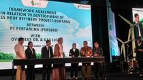 Harapan Darmin ke Kilang Pertamina: Atasi Masalah Puluhan Tahun RI