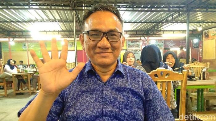 Wasekjen Demokrat Andi Arief (Usman Hadi/detikcom)