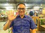 Andi Arief Jawab PDIP yang Minta Tak Cengeng di Perusakan Baliho