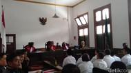 Kasus Sunat Dana Hibah, Sekda Tasik Terancam 20 Tahun Bui