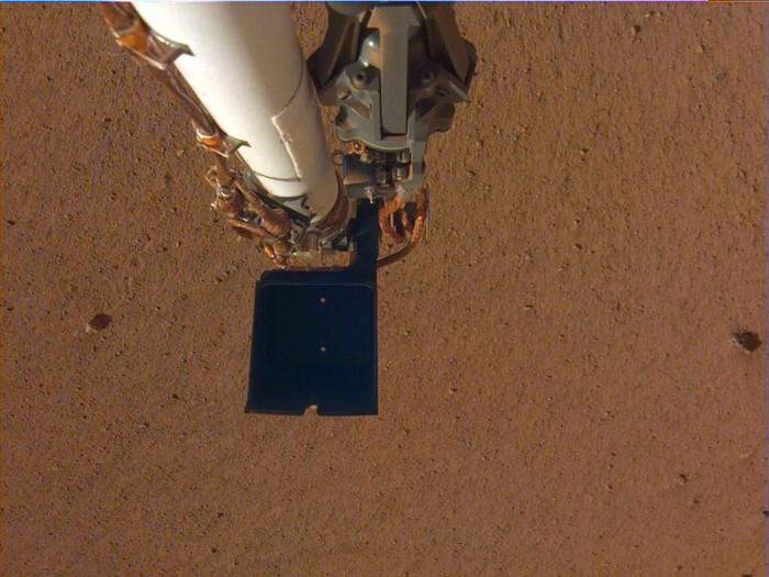 Ilustrasi pendaratan ke Mars. Foto: NASA/JPL-Caltech
