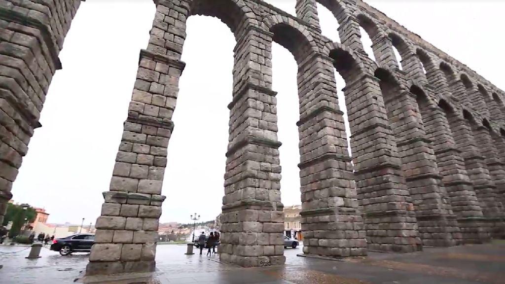 Video: Saluran Air Peninggalan Romawi yang Menakjubkan
