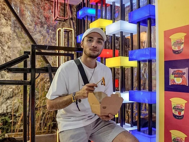 Syuting Antologi Rasa, Refal Hady Hampir Masuk Jurang